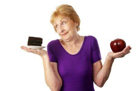 Сильное похудение пожилых людей