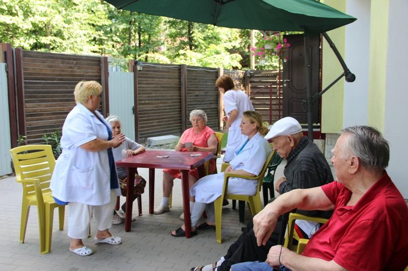 Дом престарелых в санатории им горького дома престарелых и инвалидов в чувашии