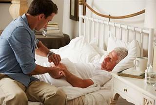 Отпуск по уходу за больным мужем